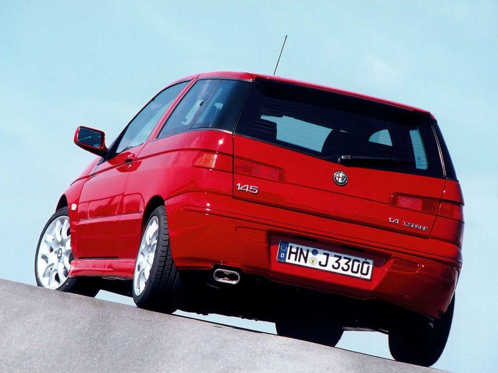 Alfa 145 146 Alfetta Pl Legenda Alfa Romeo